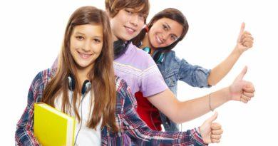 Рекомендации  для подростков