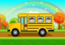 График движения школьного автобуса